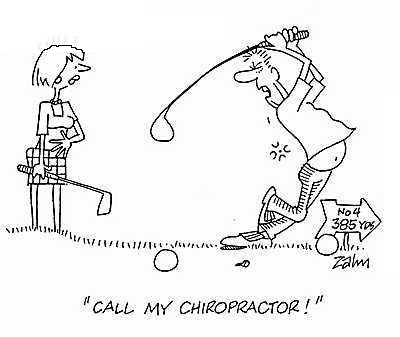 call my chiro golf2
